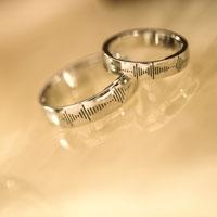 綺麗な指輪